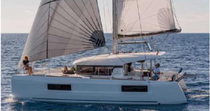 Location Catamaran à Toulon - Lagoon Lagoon 40