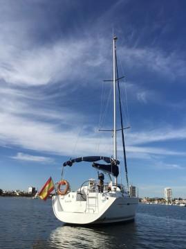 Louer Voilier avec ou sans skipper Bénéteau à Alicante