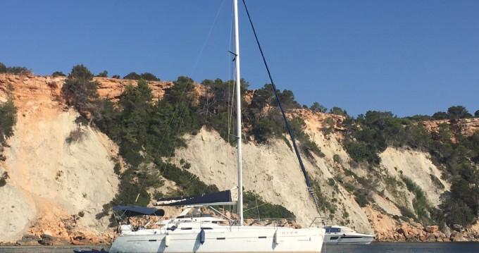 Location bateau Bénéteau Oceanis 393 Clipper à Alicante sur Samboat