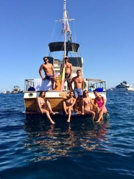 Location bateau Cannes pas cher Grand Banks 36 Classic