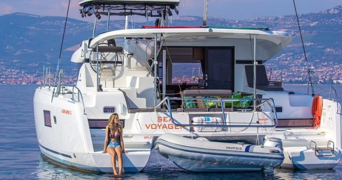 Location bateau Lagoon Lagoon 42 à Split sur Samboat