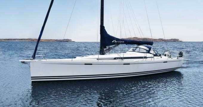 Location bateau Arcona-Yachts Arcona 465 à Lidingö sur Samboat