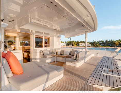 Location Catamaran à Tortola - Lagoon Lagoon 52