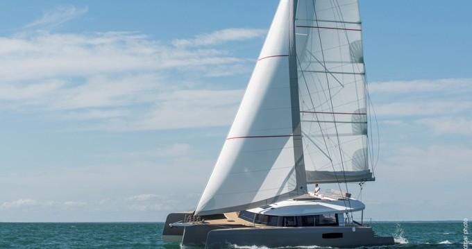 Louer Catamaran avec ou sans skipper Neel à Le Marin