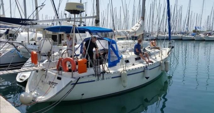 Location bateau Athènes pas cher Gib Sea 44.2