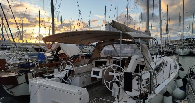 Louer Voilier avec ou sans skipper Dufour à Marina di Portorosa