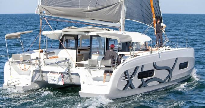Catamaran à louer à Bodrum au meilleur prix
