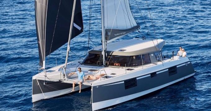 Location bateau Palma de Majorque pas cher Nautitech Open 40