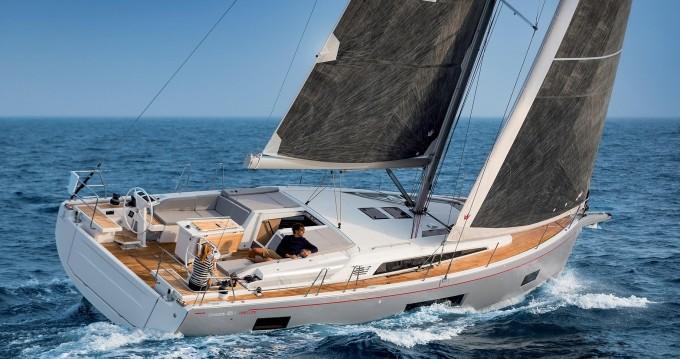 Location yacht à Port de Lefkada - Bénéteau Oceanis 46.1 sur SamBoat