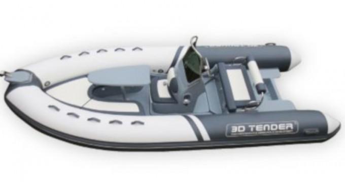 Location bateau  3D Tender LUX 500 à Donji Seget sur Samboat