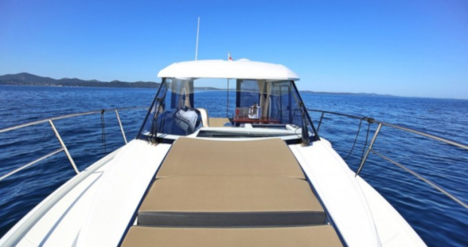 Location bateau Zadar pas cher Merry Fisher 895