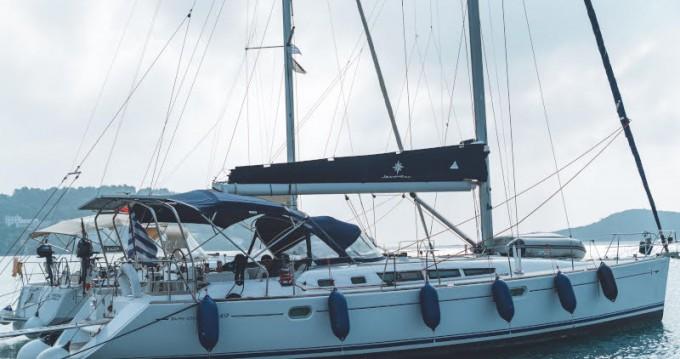 Location bateau Jeanneau Sun Odyssey 49 à Volos sur Samboat