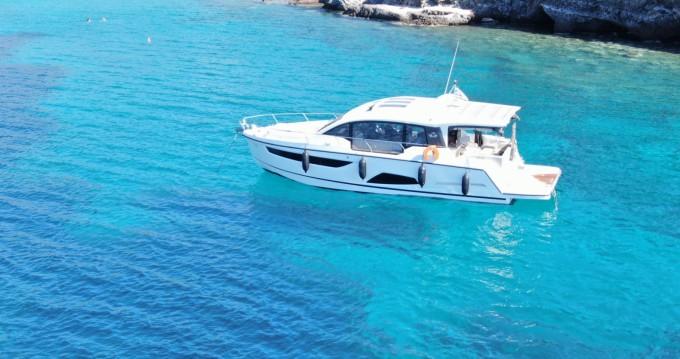 Location bateau Sealine Sealine C 430 à Athènes sur Samboat