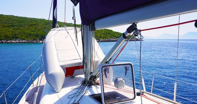 Location bateau Athènes pas cher Sun Odyssey 39i