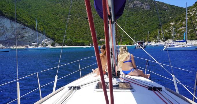 Louez un Jeanneau Sun Odyssey 39i à Athènes