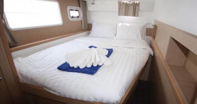 Location yacht à Ibiza (Ville) - Lagoon Lagoon 400 S2 sur SamBoat