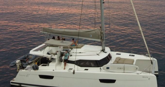 Location bateau Ibiza (Ville) pas cher Saona 47
