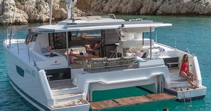 Catamaran à louer à Ibiza (Ville) au meilleur prix
