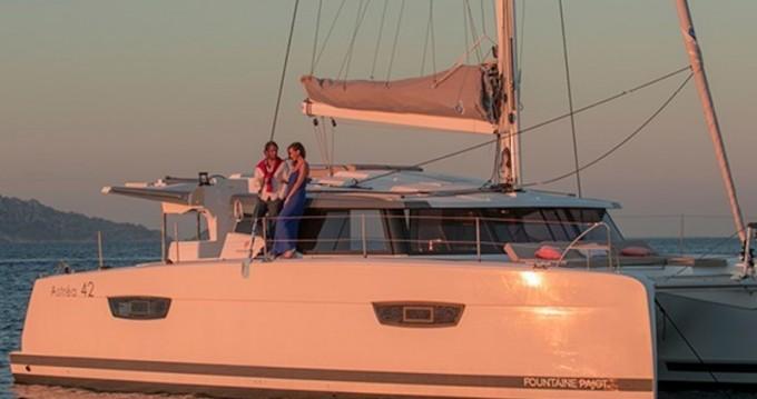 Louer Catamaran avec ou sans skipper Fountaine Pajot à Ibiza (Ville)