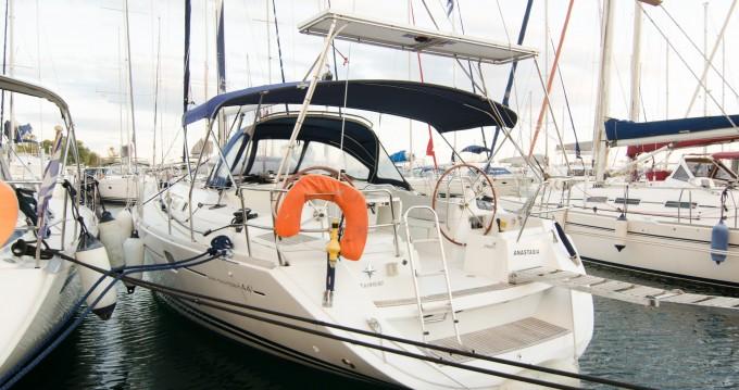 Location bateau Jeanneau Sun Odyssey 44i à Athènes sur Samboat