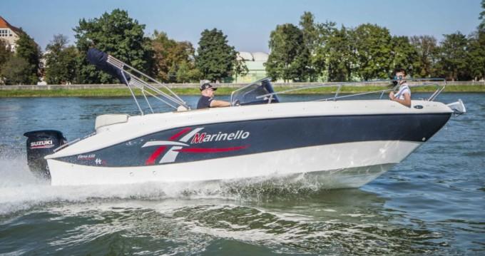 Louer Bateau à moteur avec ou sans skipper Marinello à Crikvenica
