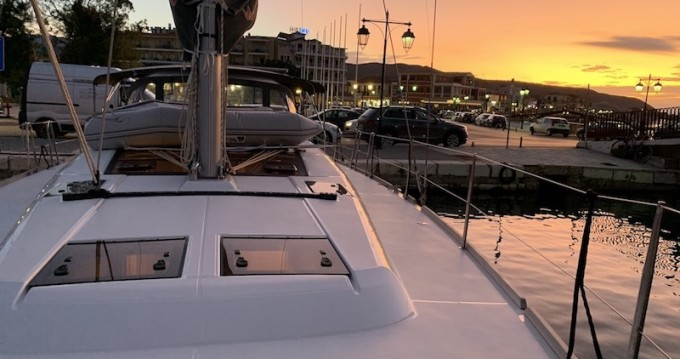 Location bateau Dufour Dufour 460 Grand Large à Athènes sur Samboat