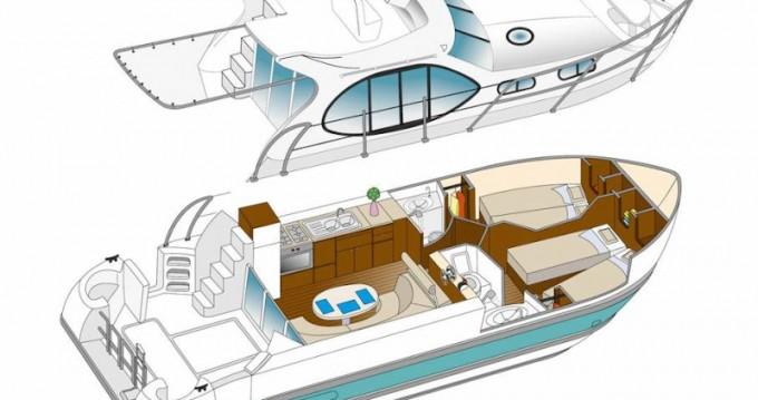 Location bateau Tokaj pas cher Estivale Quattro B