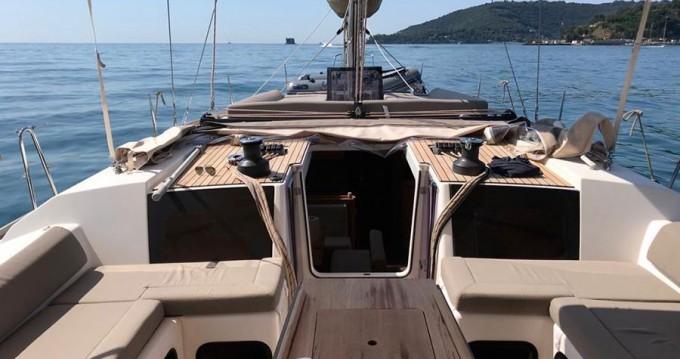 Location yacht à Porto Lotti - Dufour Dufour 512 Grand Large (Owner version) sur SamBoat