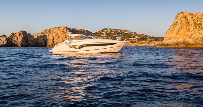 Location bateau Porto Badino pas cher Princess V40