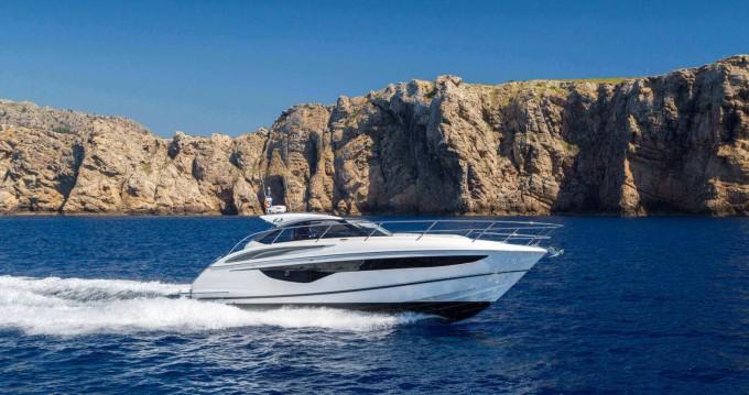 Location yacht à Porto Badino - Princess Princess V40 sur SamBoat