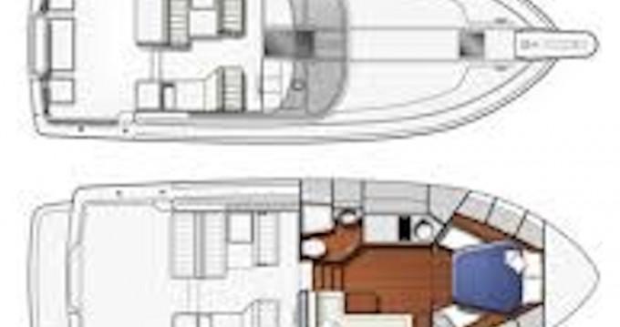 Location bateau Zakynthos pas cher Pershing 33