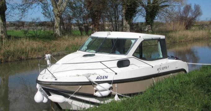 Louer Bateau à moteur avec ou sans skipper  à Glénac