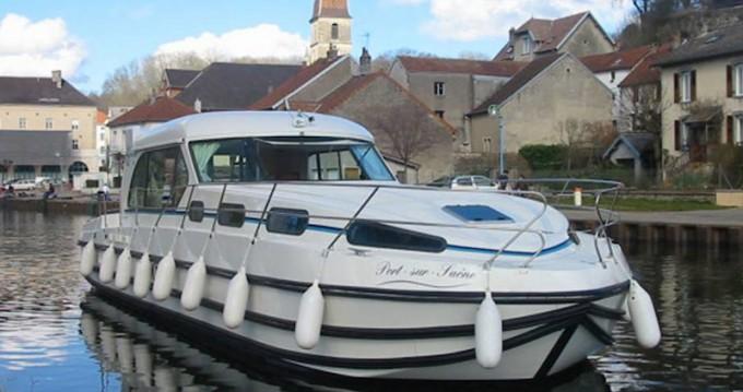 Location bateau Saverne pas cher Sedan 1310
