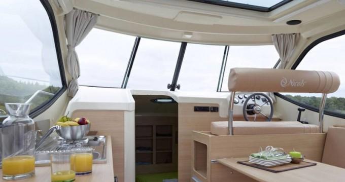 Location bateau Sucé-sur-Erdre pas cher Sedan Primo