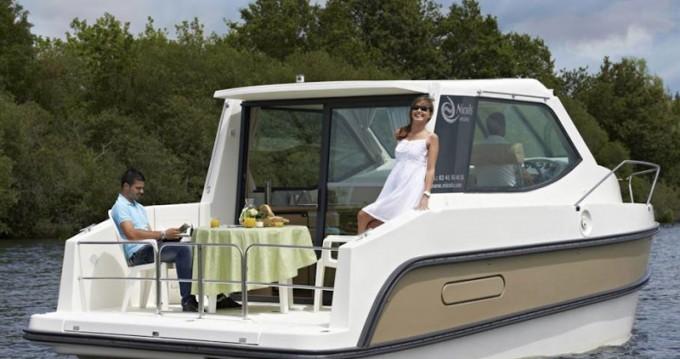 Location bateau Le Somail pas cher Sedan Primo