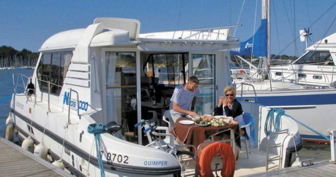 Location bateau  Sedan 1000 à Port-sur-Saône sur Samboat