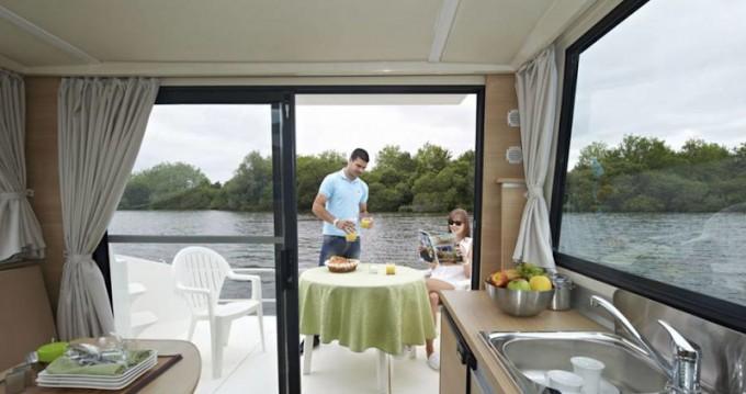 Location yacht à Sablé-sur-Sarthe -  Sedan Primo sur SamBoat