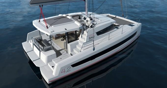 Location yacht à Salerno - Bali Catamarans Bali 4.2 sur SamBoat