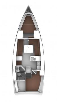 Location bateau Bavaria Bavaria Cruiser 37 Style à Trogir sur Samboat