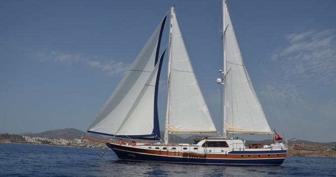 Louer Voilier avec ou sans skipper Custom Made à Bodrum