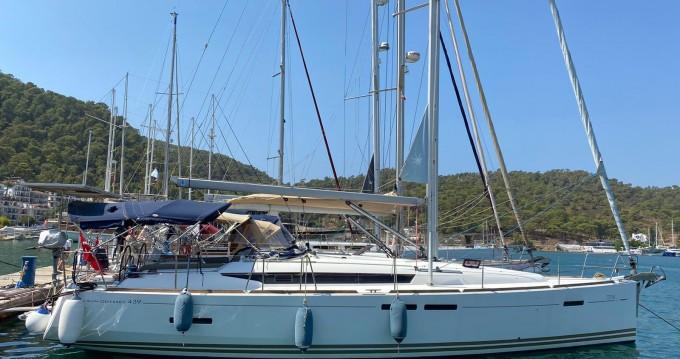 Location yacht à Fethiye - Jeanneau Sun Odyssey 439 sur SamBoat