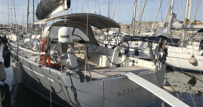 Louer Voilier avec ou sans skipper Grand Soleil à Marseille
