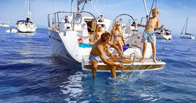 Location bateau Split pas cher Cruiser 41