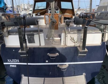 Location bateau BRUCE ROBERTS 53 DESIGN à Ajaccio sur Samboat