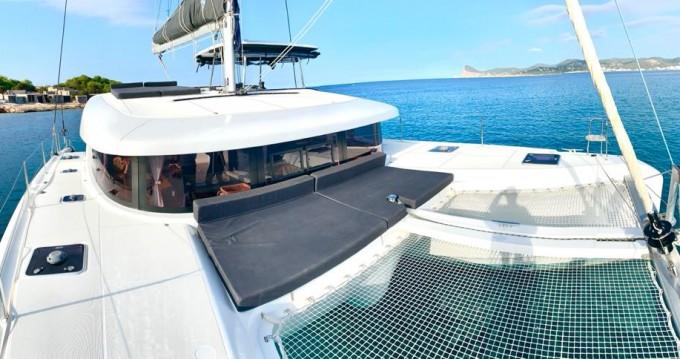 Location yacht à Sant Antoni de Portmany - Lagoon Lagoon 42 sur SamBoat