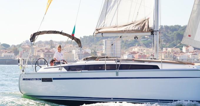 Location Voilier à Lisbon - Bavaria Cruiser 34