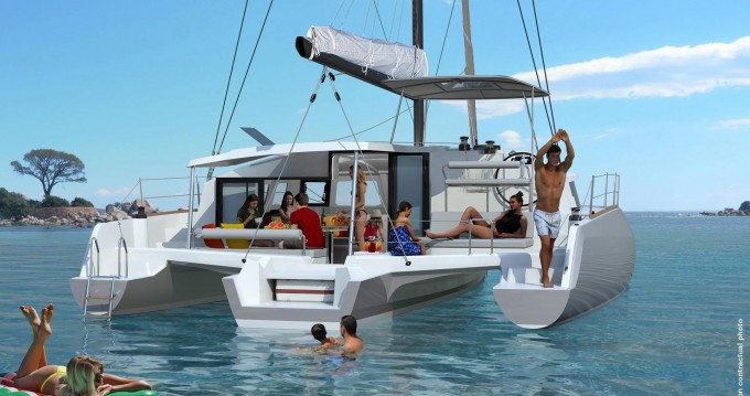 Location yacht à Le Marin - Neel Neel 43 sur SamBoat