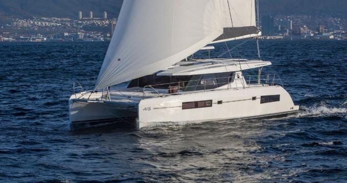 Location Catamaran à Placencia - Leopard Moorings 4500L