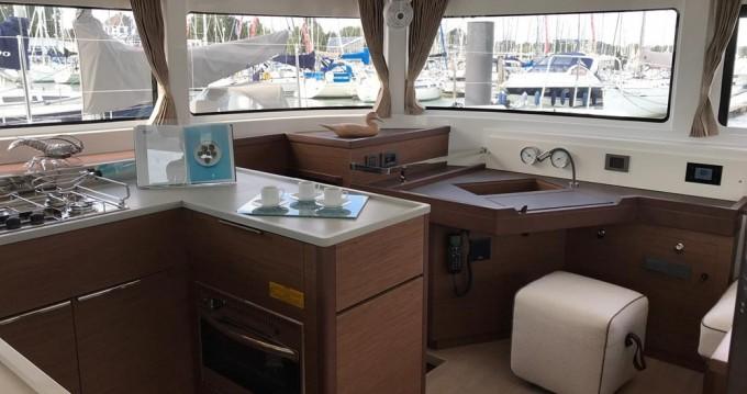 Location Catamaran à Trogir - Lagoon Lagoon 46