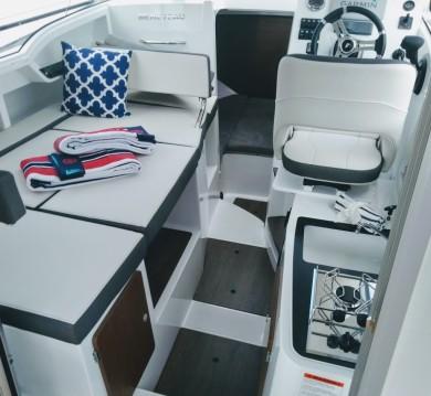 Location bateau Bénéteau Antares 7 OB à Trogir sur Samboat